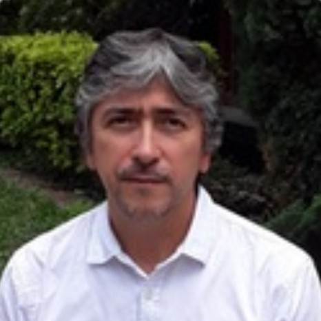 Speaker - Dr. Jorge Arango